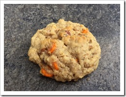Oatmeal Pumpkin Chip Cookies 1
