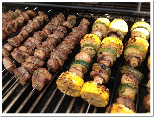 Beef Shish Kabobs 2