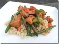 Chicken Stir Fry 3