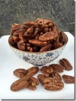 Cinnamon Pecans 2