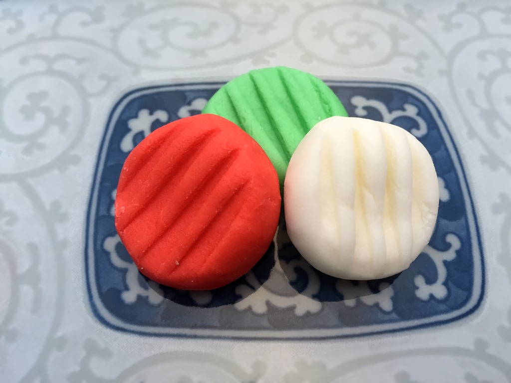 Twelve Days Of Christmas Cookies And Treats Cream Cheese Mints