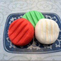 Twelve  Days  of  Christmas  Cookies  (and Treats): Cream Cheese Mints