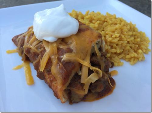 Beef Enchiladas 2