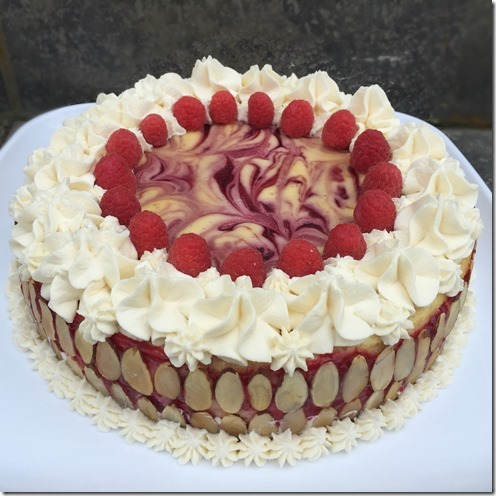 White-Chocolate-Raspberry-Cheesecake