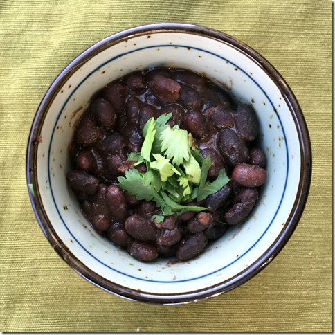 Chipotle Black Beans 1