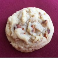 9th Annual Twelve Days of Christmas Cookies: Almond Toffee Sandies