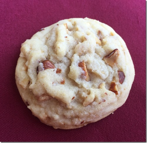 Almond Toffee Sandies 3