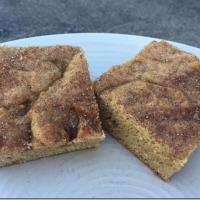 Twelve Days of Christmas Cookies: Cinnamon Brown Sugar Blondies