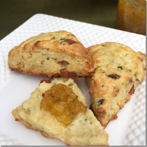Bacon Jalapeno Scones 5
