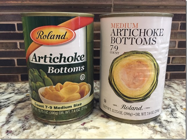 Artichoke Bottoms
