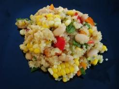 Chipotle Lime Quinoa Salad