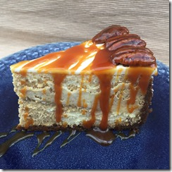 Swirled Pumpkin Cheesecake 3
