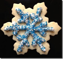 Sharp Edges Sugar Cookies