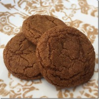 Top Twelve Days of Christmas Cookies: Chewy Molasses Crinkles