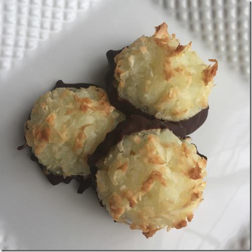 Coconut Macaroons 2