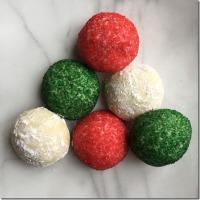 Top Twelve Days of Christmas Cookies: Russian Teacakes