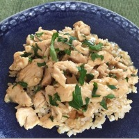 Lemon Chicken Piccata Stir-Fry