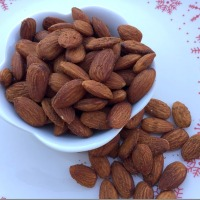 Eleventh Annual Twelve Days of Christmas Cookies: Slow Roasted Spiced Almonds