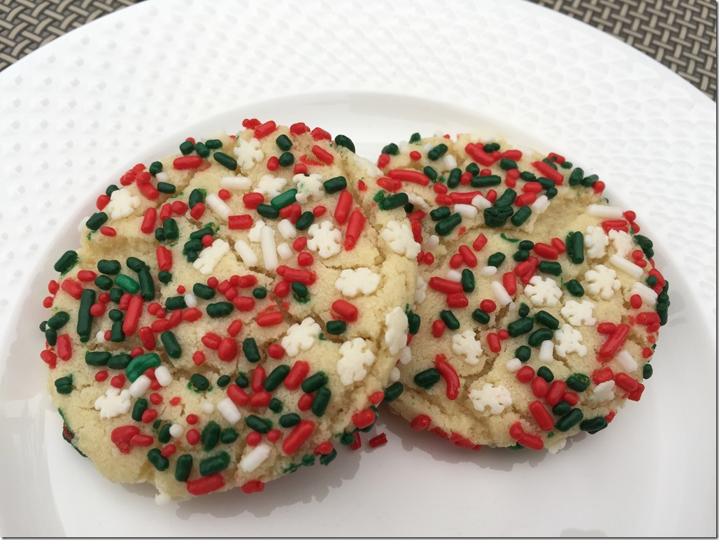 Sprinkle Cookies 3