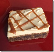Gingerbread Cookie Bars 2