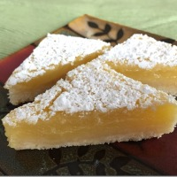 Twelve Days of Christmas Cookies: Lemon Bars