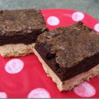 Twelve Days of Christmas Cookies: Shortbread Brownies