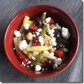 Greek Four Bean Salad 1