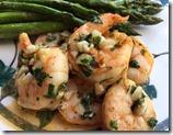 Garlic Lemon Shrimp and Asparagus 1